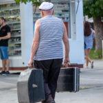 Фото ветерана который играет на улице на баяне – Уличная татуировка (street tattoo) № 06 – 18.06.2020 – tatufoto.com 4
