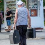 Фото ветерана который играет на улице на баяне – Уличная татуировка (street tattoo) № 06 – 18.06.2020 – tatufoto.com 5