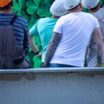 Фото готических тату на руках парня – Уличная татуировка (Street tattoo) № 04 – 12.06.2020 для tatufoto.com 4