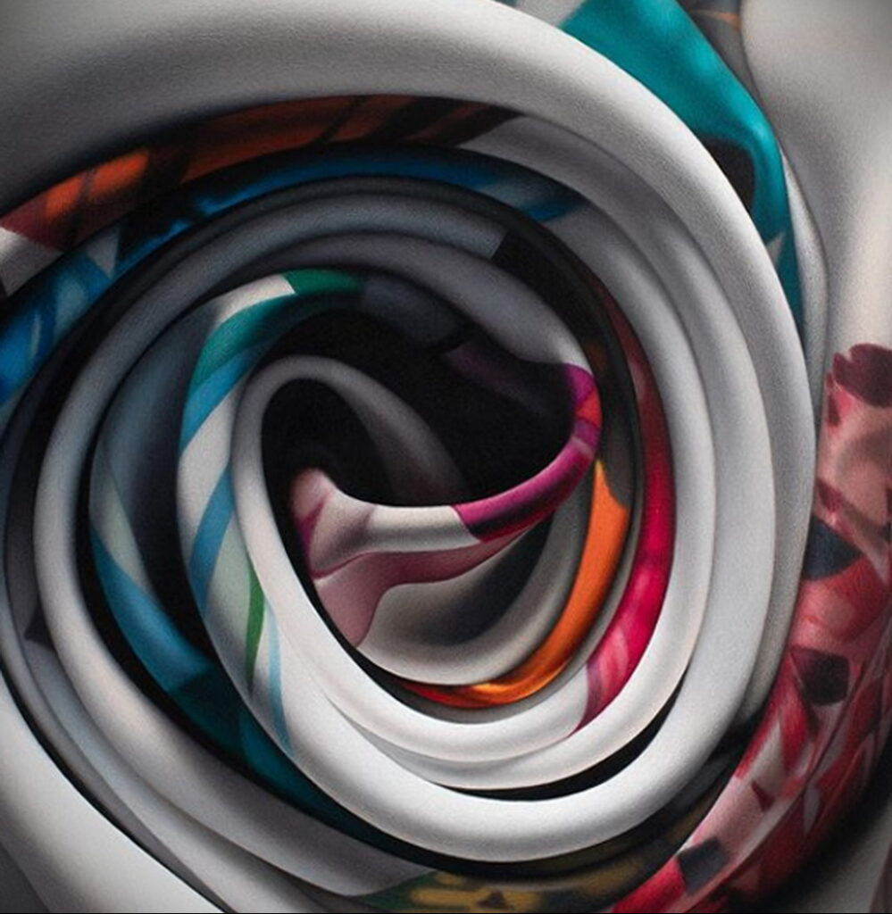 Фото примеры реалистичных рисунков от Си Джей Хендри 12