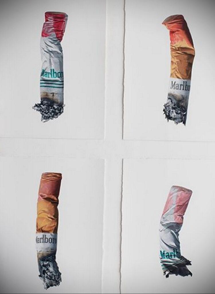 Фото примеры реалистичных рисунков от Си Джей Хендри 5