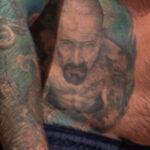 Цветные тату рукав и портреты на теле мужчины – Уличная татуировка (Street tattoo) № 04 – 12.06.2020 для tatufoto.com 6