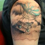 Фото шикарной тату 01.07.2020 №014 -chic tattoos- tatufoto.com