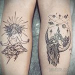 Фото шикарной тату 01.07.2020 №018 -chic tattoos- tatufoto.com