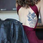 Фото шикарной тату 01.07.2020 №020 -chic tattoos- tatufoto.com
