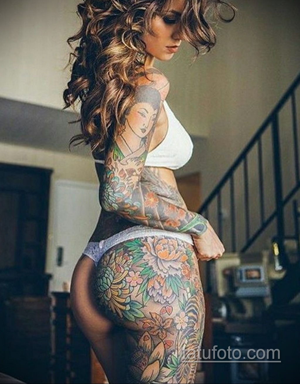 Meet The Woman With A New Car's Worth Of Tattoos