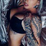 Фото шикарной тату 01.07.2020 №022 -chic tattoos- tatufoto.com