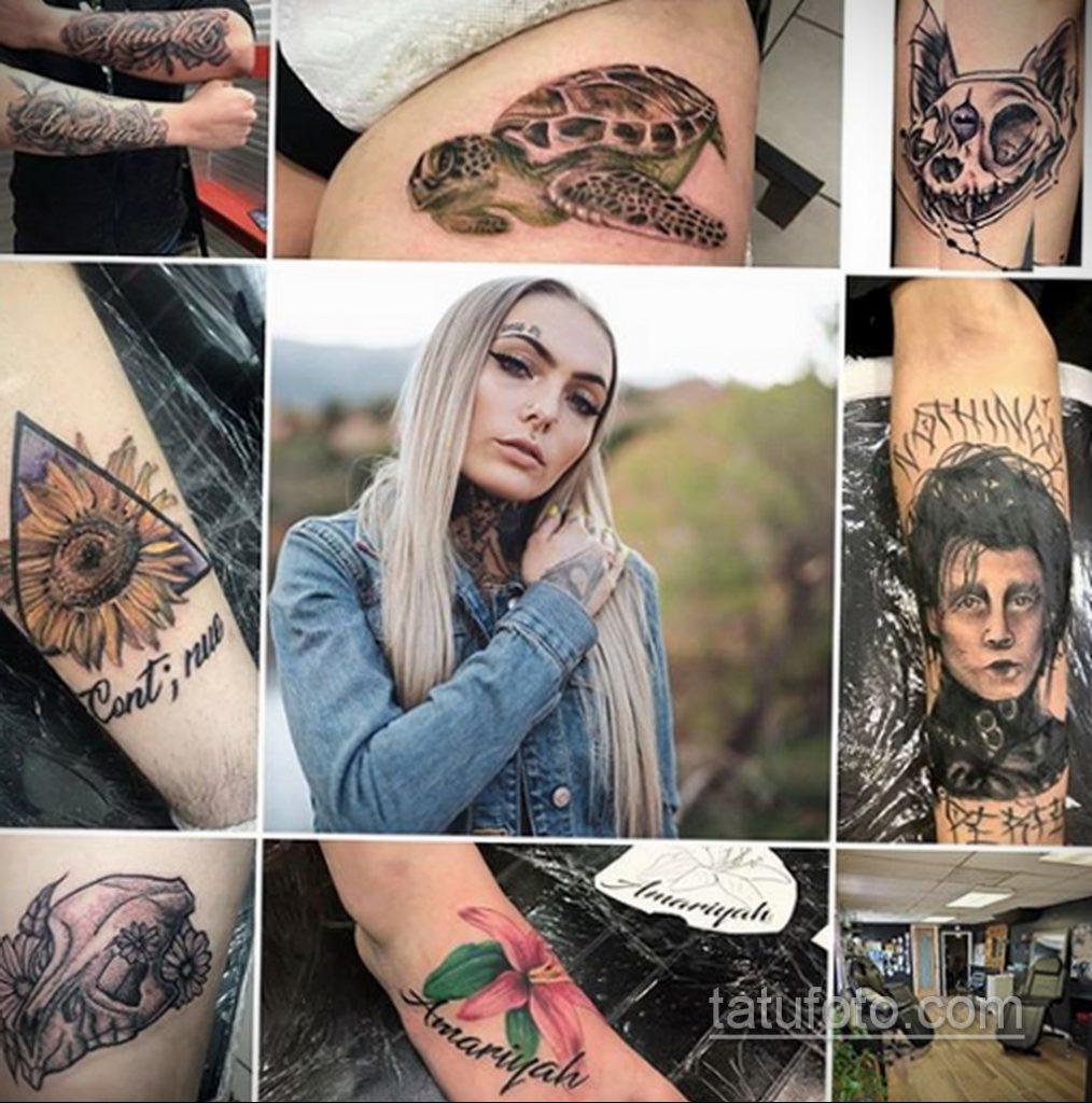 Самоубийство татуировщицы и активистки Дейзи Коулман – 4 августа 2020 года - фото 3