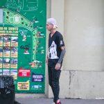 Блекворк тату у уличного би-боя на руке --Уличная тату-street tattoo-21.09.2020-tatufoto.com 1
