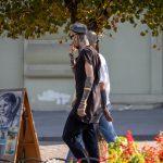 Два парня с татуировками на лице и теле -Уличная тату-street tattoo-21.09.2020-tatufoto.com 11