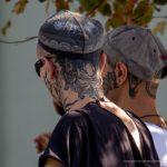 Два парня с татуировками на лице и теле -Уличная тату-street tattoo-21.09.2020-tatufoto.com 13