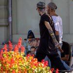 Два парня с татуировками на лице и теле -Уличная тату-street tattoo-21.09.2020-tatufoto.com 14