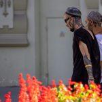 Два парня с татуировками на лице и теле -Уличная тату-street tattoo-21.09.2020-tatufoto.com 15