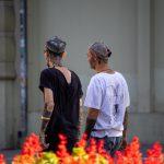 Два парня с татуировками на лице и теле -Уличная тату-street tattoo-21.09.2020-tatufoto.com 17