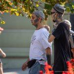 Два парня с татуировками на лице и теле -Уличная тату-street tattoo-21.09.2020-tatufoto.com 2