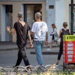 Два парня с татуировками на лице и теле -Уличная тату-street tattoo-21.09.2020-tatufoto.com 23