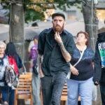 Колоритный мужчина с рыжей бородой и татуировками на руках – Уличная татуировка (street tattoo)-29.09.2020-tatufoto.com 4