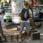 Молодой парень с тату на руках и ногах - Уличная татуировка 14.09.2020 – tatufoto.com 7