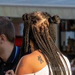 Некачественная - Старая Тату с иероглифом на левой лопатке девушки – Уличная татуировка 14.09.2020 – tatufoto.com 2