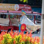 Супергерой на тему патриота Украины в Одессе --Уличная тату-street tattoo-21.09.2020-tatufoto.com 1