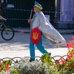 Супергерой на тему патриота Украины в Одессе --Уличная тату-street tattoo-21.09.2020-tatufoto.com 8