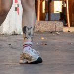 Татуировка девушка с стрелой в глазу – 17.09.2020 – tatufoto.com 3