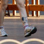 Татуировка девушка с стрелой в глазу – 17.09.2020 – tatufoto.com 5