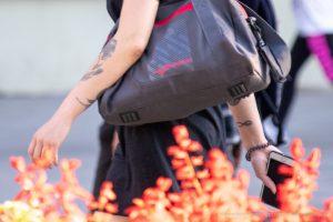 Тату бесконечность и круг с цветами на руке девушки --Уличная тату-street tattoo-21.09.2020-tatufoto.com 3