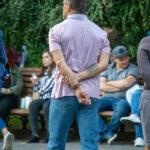 Тату велосипед на правой руке мужчины – Уличная татуировка (street tattoo)-29.09.2020-tatufoto.com 1