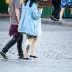 Тату воздушный шар внизу ноги девушки – Уличная татуировка (street tattoo)-29.09.2020-tatufoto.com 5