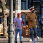 Тату египетский Бог Анубис в образе собаки на руке парня – Уличная татуировка (street tattoo)-29.09.2020-tatufoto.com 1
