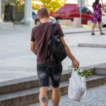 Тату кандалы – роза ветров и компас на ноге парня -Уличная тату-street tattoo-21.09.2020-tatufoto.com 1