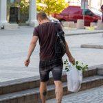 Тату кандалы – роза ветров и компас на ноге парня -Уличная тату-street tattoo-21.09.2020-tatufoto.com 3