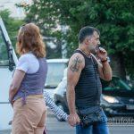 Тату крест и крылья на правом плече мужчины - Уличная татуировка 14.09.2020 – tatufoto.com 2