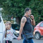 Тату крест и крылья на правом плече мужчины - Уличная татуировка 14.09.2020 – tatufoto.com 4