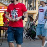 Тату мандала и цветы на левой руке парня – Уличная татуировка 14.09.2020 – tatufoto.com 9