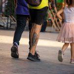 Тату маска японского демона и кобра внизу ноги парня – Уличная татуировка 14.09.2020 – tatufoto.com 7