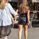 Тату надпись FILL UP сзади на руке девушки --Уличная тату-street tattoo-21.09.2020-tatufoto.com 1
