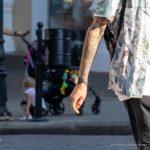 Тату на шее и руках парня --Уличная тату-street tattoo-21.09.2020-tatufoto.com 4