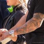 Тату рукав с портретом Дед Пула на левой руке мужчины – Уличная татуировка (street tattoo)-29.09.2020-tatufoto.com 6