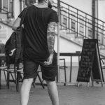 Тату рукав с узорами на руке парня --Уличная тату-street tattoo-21.09.2020-tatufoto.com 3