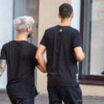 Тату рукав с цветами на правой руке молодого парня --Уличная тату-street tattoo-21.09.2020-tatufoto.com 3
