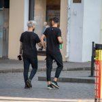 Тату рукав с цветами на правой руке молодого парня --Уличная тату-street tattoo-21.09.2020-tatufoto.com 4