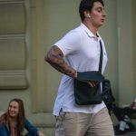 Тату рукав у парня с белым голубем часами и цветами роз --Уличная тату-street tattoo-21.09.2020-tatufoto.com 1