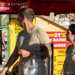 Тату рыба море и закат на руке парня – Уличная татуировка (street tattoo)-29.09.2020-tatufoto.com 2