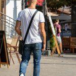 Тату старинный двуствольный пистолет на руке парня -Уличная тату-street tattoo-21.09.2020-tatufoto.com 3