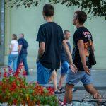 Тату с волком внизу ноги парня – Уличная татуировка 14.09.2020 – tatufoto.com 4