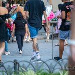 Тату с волком внизу ноги парня – Уличная татуировка 14.09.2020 – tatufoto.com 9