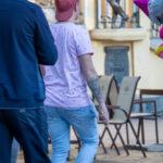 Тату с лысой египетской кошкой на руке парня – Уличная татуировка (street tattoo)-29.09.2020-tatufoto.com 1