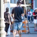 Тату с персонажами из фильмов ужаса на ногах парня – Уличная татуировка (street tattoo)-29.09.2020-tatufoto.com 6
